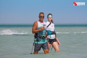 Hurghada - Top rated kitesurf lessons