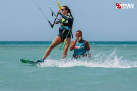TOP rated Hurghada kitesurf course Egypt