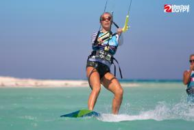 TOP rated Hurghada kiting lessons